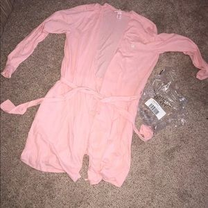 Victoria Secret knit robe